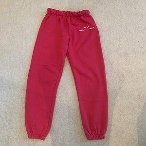 Hot Pink Lazypants Sweatpants